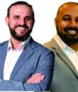 Fabio  Arruda e Álvaro Domingues